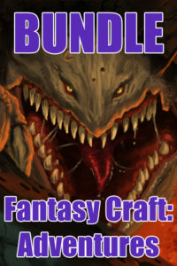 Fantasy Craft Complete Adventures Bundle