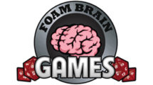 Buy our products at Foam Brain Games