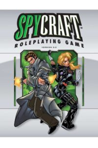 Spycraft 2.0 Second Printing Rulebook