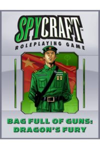Bag Full of Guns: Dragon's Fury