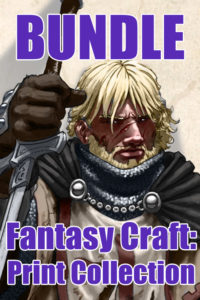 Fantasy Craft: The Complete Print Collection