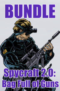 Spycraft 2.0: Bag Full of Guns Bundle