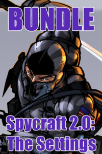 Spycraft 2.0: The Settings Bundle