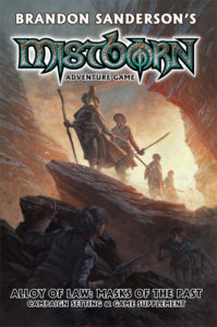 Alloy of Law: Masks of the Past (Mistborn Adventure Game)