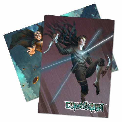 Mistborn: House War Card Sleeves